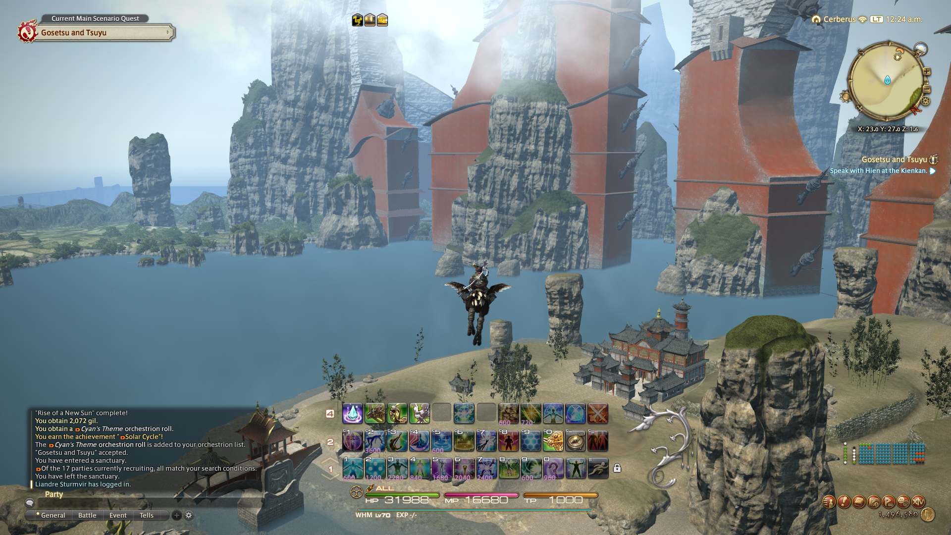 Final Fantasy XIV - Returning to Eorzea 6 Years Later, The