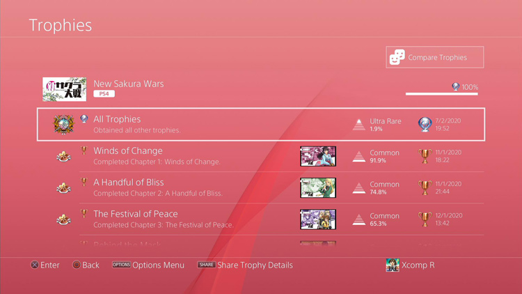 Not a hard platinum trophy.