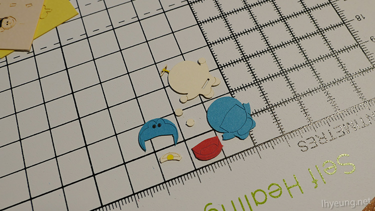 Piecing together Doraemon.